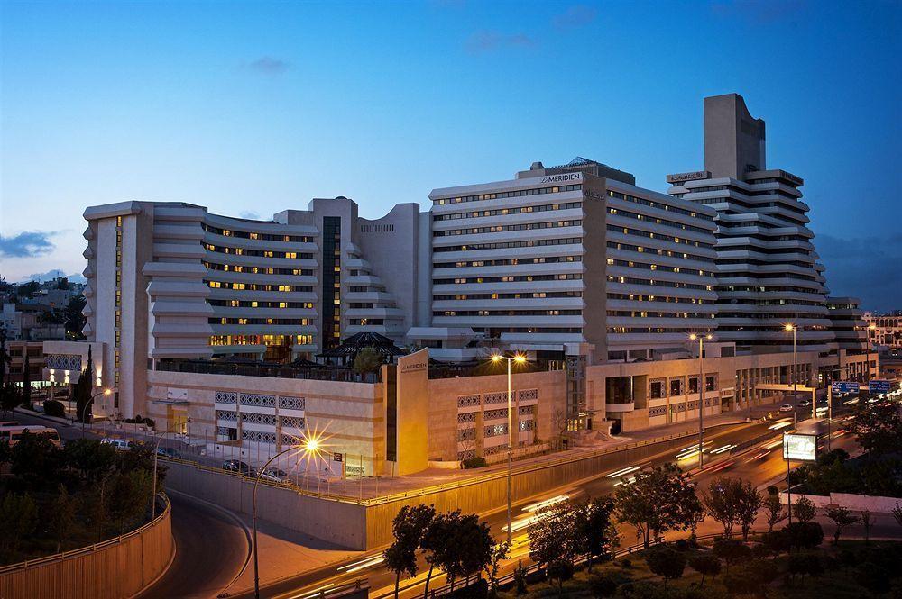 مطلوب للعمل في فندق لو ميريديان عمان