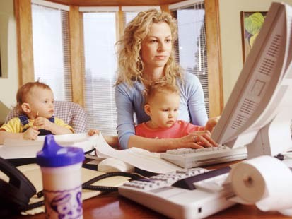مطلوب موظفات للعمل من المنزل براتب 400 دينار