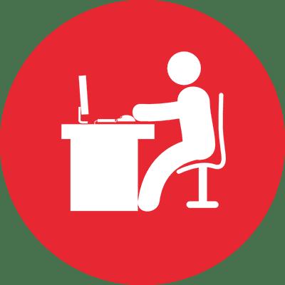 مطلوب مدخل/مدخلة بيانات للعمل في شركة كبرى في الاردن
