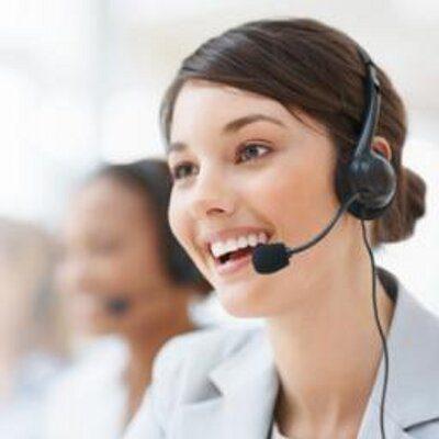 مطلوب موظفات للعمل المكتبي  call center
