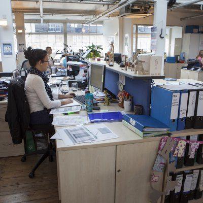 مطلوب موظفين لدى مؤسسة تجارية كبرى في التخصصات التالية