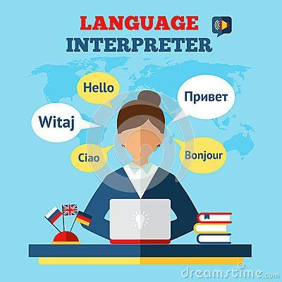مطلوب مترجم لغة فرنسية باجر يومي فقط