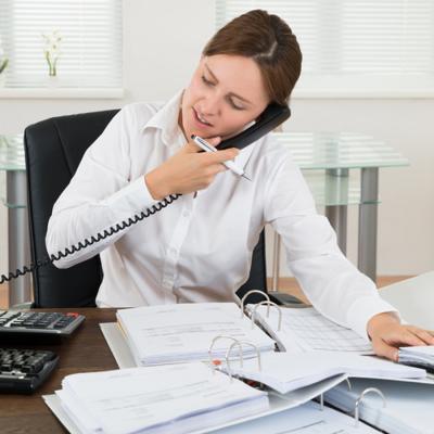 مطلوب مديرة مكتب /سكرتيرة لشركة براتب من 300-350 دينار