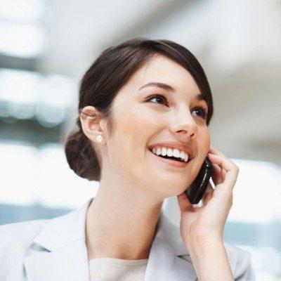 مطلوب موظفة لرد على الهاتف لشركة كبرى براتب 400 دينار