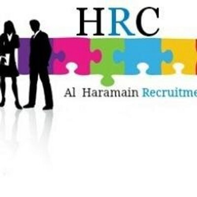 Al Haramain Recruiting Company are looking for