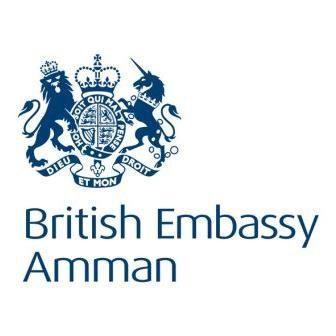 Working for British Embassy Amman