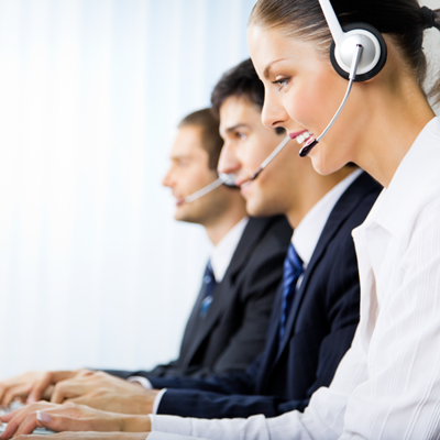 leading company is looking for call centers