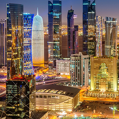 A leading company based in Qatar is looking to hire