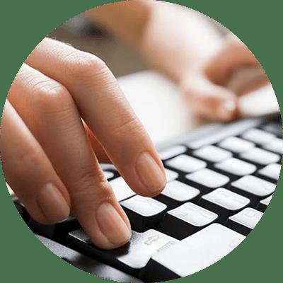 مطلوب مدخلة بيانات للعمل في شركة – مرحب بحديثي التخرج