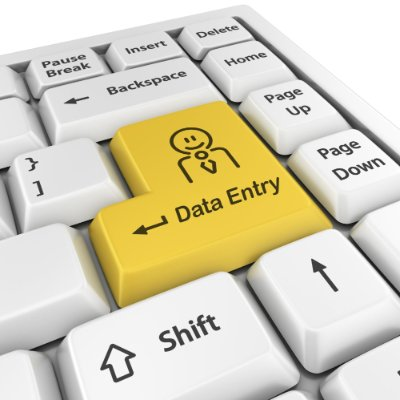 مطلوب مدخلة بيانات للعمل لدى شركة