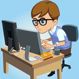مطلوب للعمل لقسم الكمبيوتر في شركة كبرى