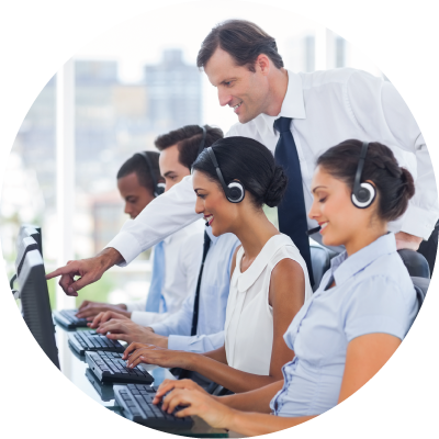 Call center agent required in a well known company