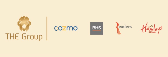 THE Group (Cozmo, BHS, Hamleys and Readers) is loooking to hire