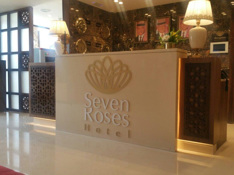 Seven Roses Hotel is looking to hire