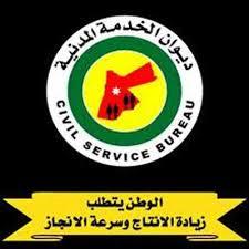 إعلان وظائف الفئة الثالثة صادر عن ديوان الخدمة المدنية