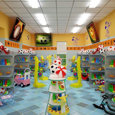 مطلوب موظفة مبيعات في محل العاب ومستلزمات أطفال