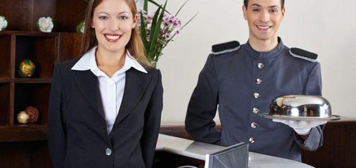 مطلوب موظفين استقبال من كلا الجنسين للعمل لدى مجموعة ابو خضر (دوام جزئي)