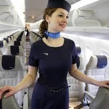 مطلوب مضيفات طيران برواتب مجزية جدا