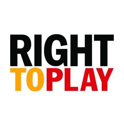 وظائف شاغرة لدى منظمه Right to play لمشروع مدته اربع سنوات