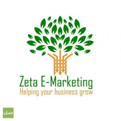 تطلب شركة زيتا للتسويق الالكتروني موظفين للعمل لديها في المجالات التالية :