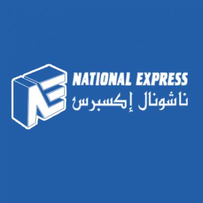 وظائف شاغرة لدى شركة National Express