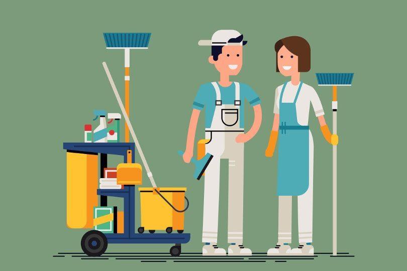 مطلوب عمال وعاملات تنظيف للعمل لدى شركة خاصة وبرواتب مميزة