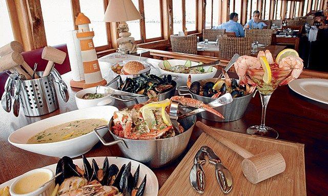 شركة مطاعم كبرى متخصصه في المأكولات البحريه واللبنانية بحاجة لملئ الشواغر التالية لفروعها في عمان والزرقاء