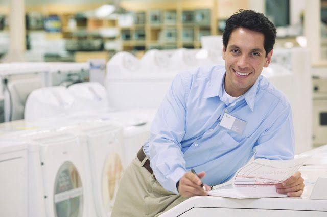 مطلوب بائع بخبرة بمجال الاجهزة الكهربائية للعمل لدى شركة كبرى