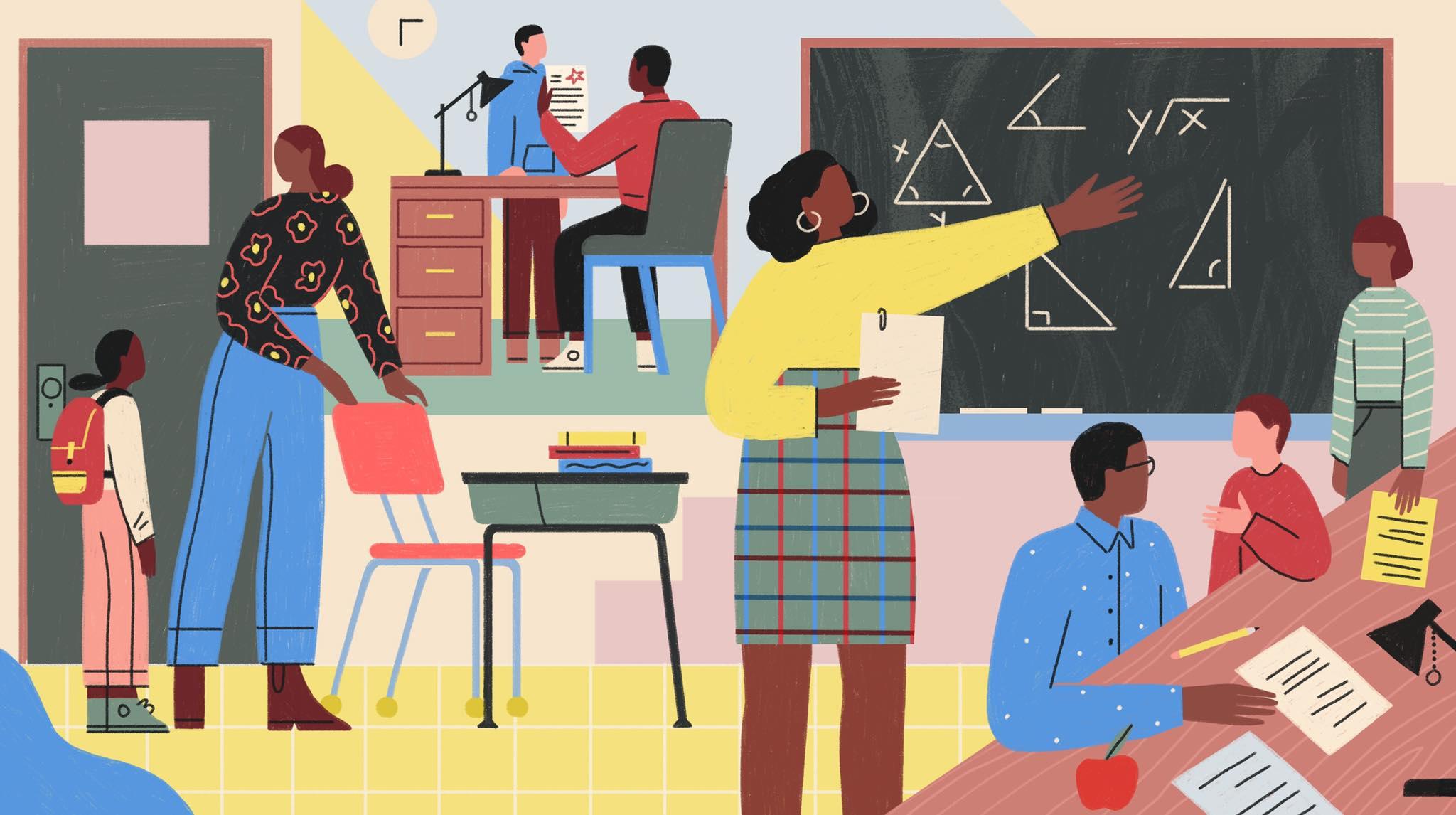 مطلوب معلمين لعدة تخصصات لجميع المراحل في مدرسة خاصة في عمان
