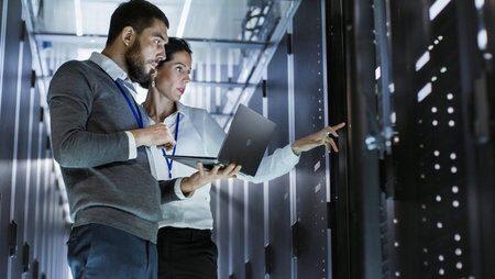 مطلوب لدى شركة موظفين في مجال تكنولوجيا المعلومات لا تشترط الخبرة