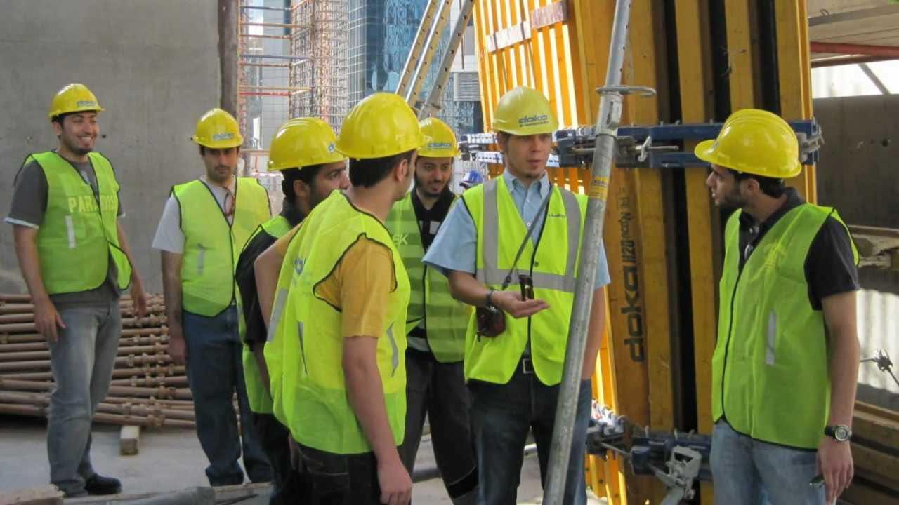 مطلوب لشركة مقاولات في قطر مهندسين مدني و بنية تحتية