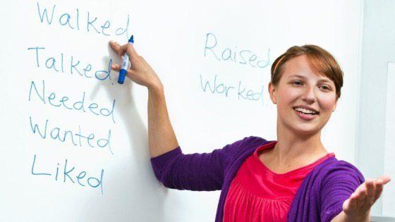 مطلوب مدرسين لغة انجليزية للعمل في اكاديمية بالشميساني
