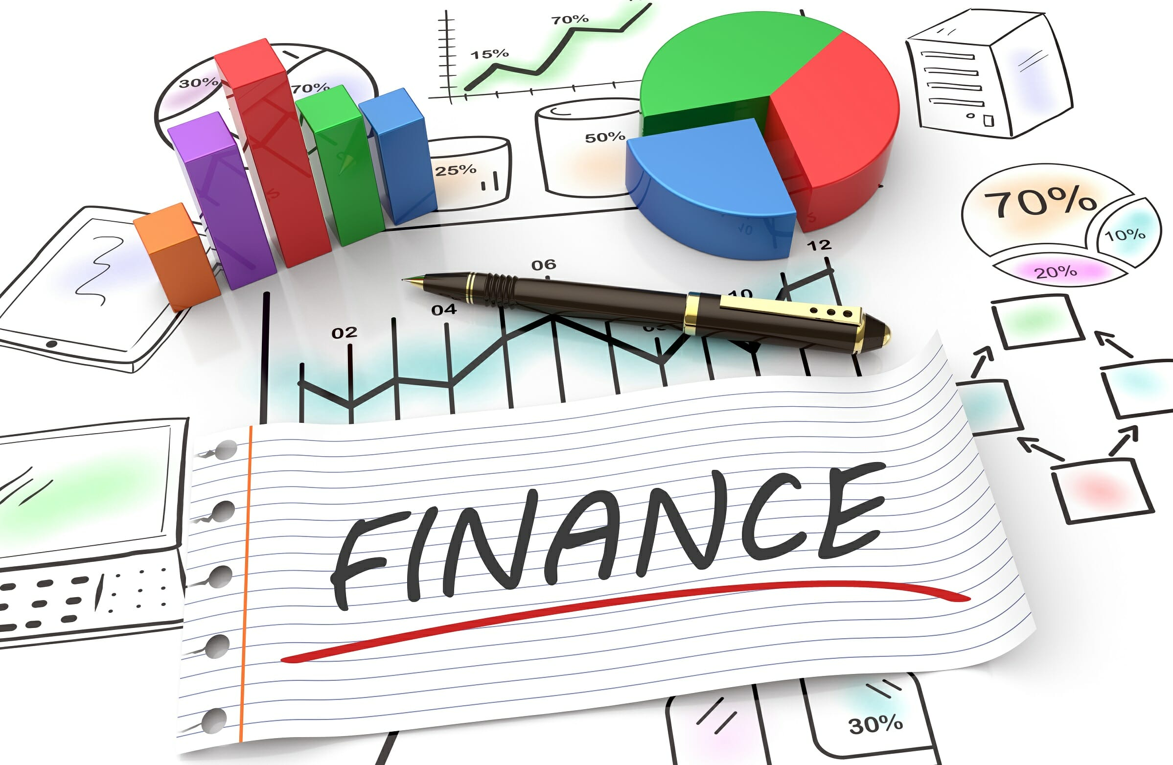توجد عدة شواغر لدى شركة تمويل في قسم الادارة برواتب مجزية