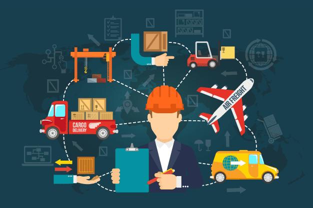 شركة لوجستية بحاجة للتوظيف بقسم التسويق و المبيعات
